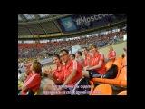 Волонтерский фильм о ЧМ по легкой атлетике в Москве